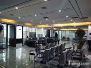 新装修 升龙广场230平 全套新办公家具 随时看房3+1格局