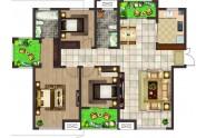129.00㎡3室2厅1卫1厨