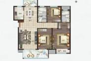 124㎡3室2厅2卫1厨