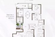 139.68㎡三室两厅两卫