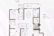 159.43㎡三室两厅两卫
