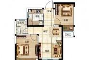 73㎡两室两厅一卫